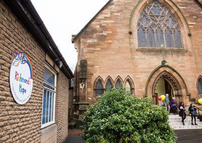 Richmonds-Hope-Ibrox-Parish-Church